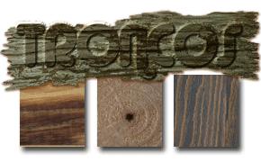 Texturas de troncos y maderas